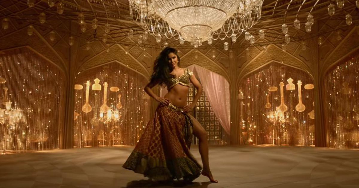 Suraiyya: new thugs of hindostan song featuring katrina kaif and.