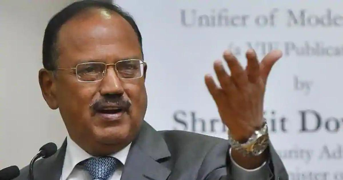 Ajit Doval speech: A bureaucrat laying out political policy is bad news for Indian democracy