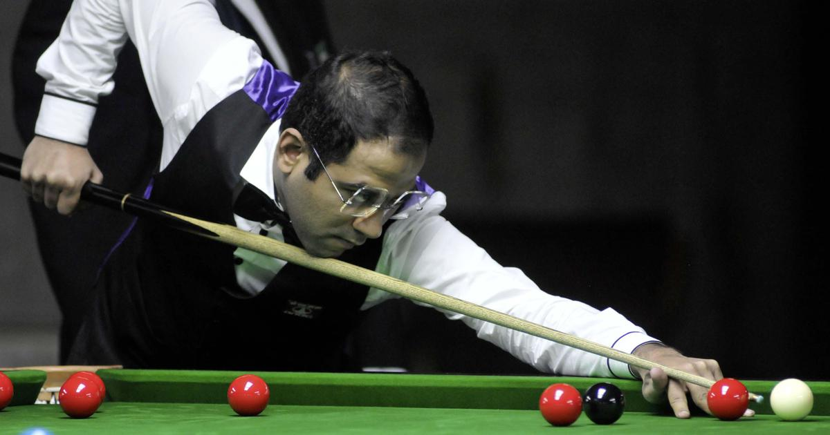 After missing out twice in last two years, Sourav Kothari finally wins World Billiards Championship