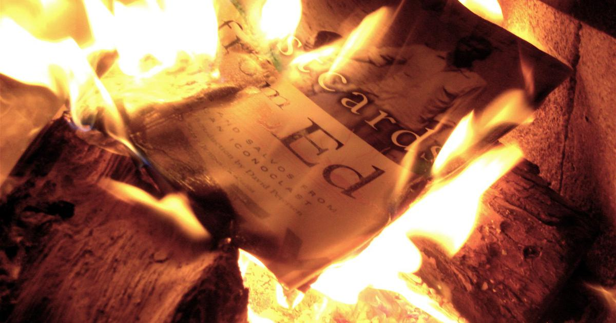 How South Africa's apartheid regime burnt books, not in small numbers but in tens of thousands