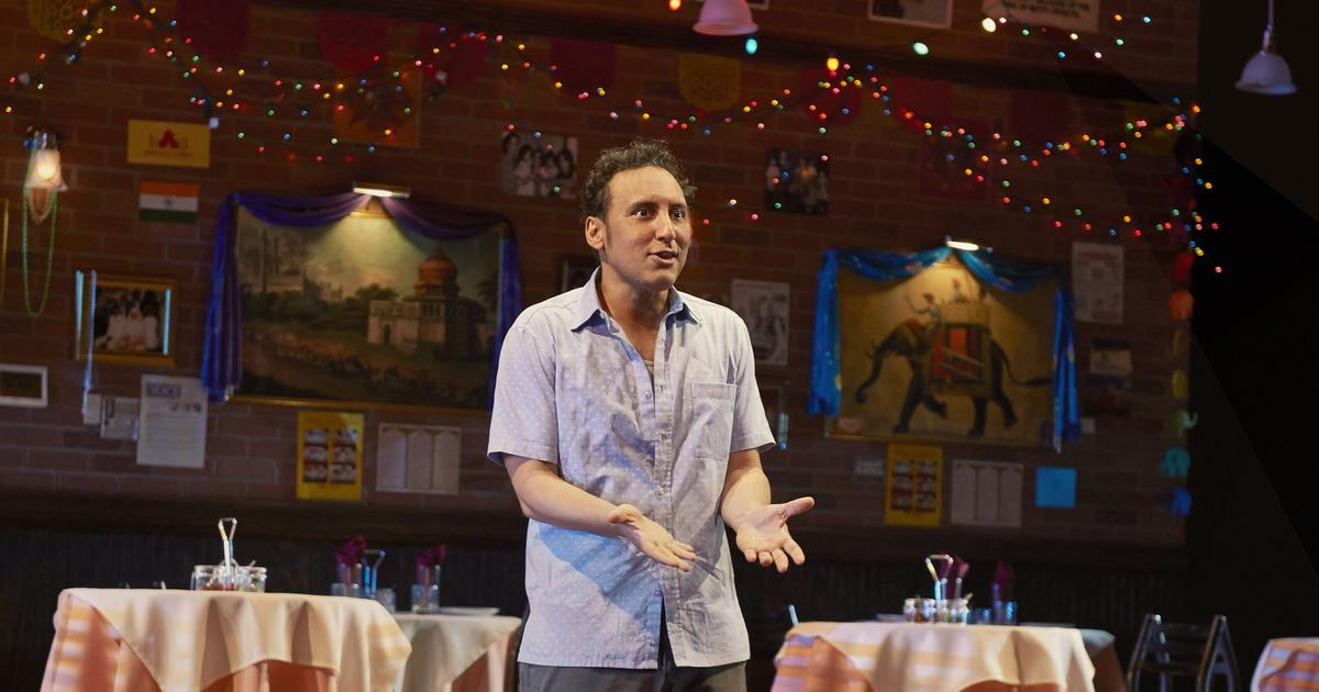 Aasif Mandvi on why his 20-year-old play is still relevant in Trump's America
