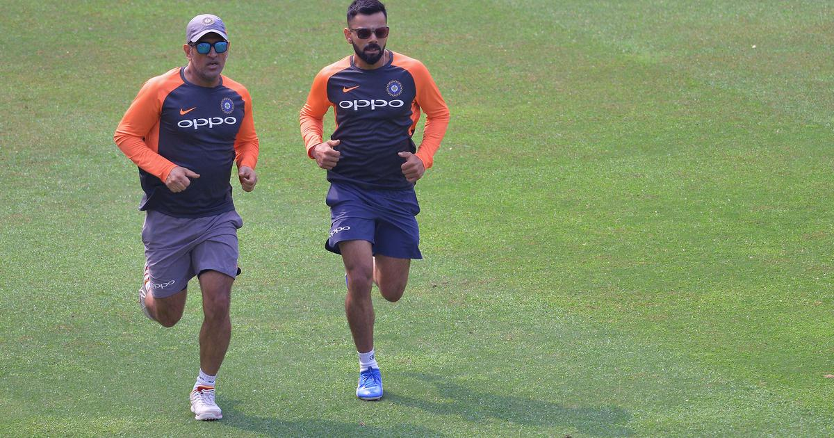 It was a lesson for me: Virat Kohli responds to tweet that led to rumours of MS Dhoni's retirement