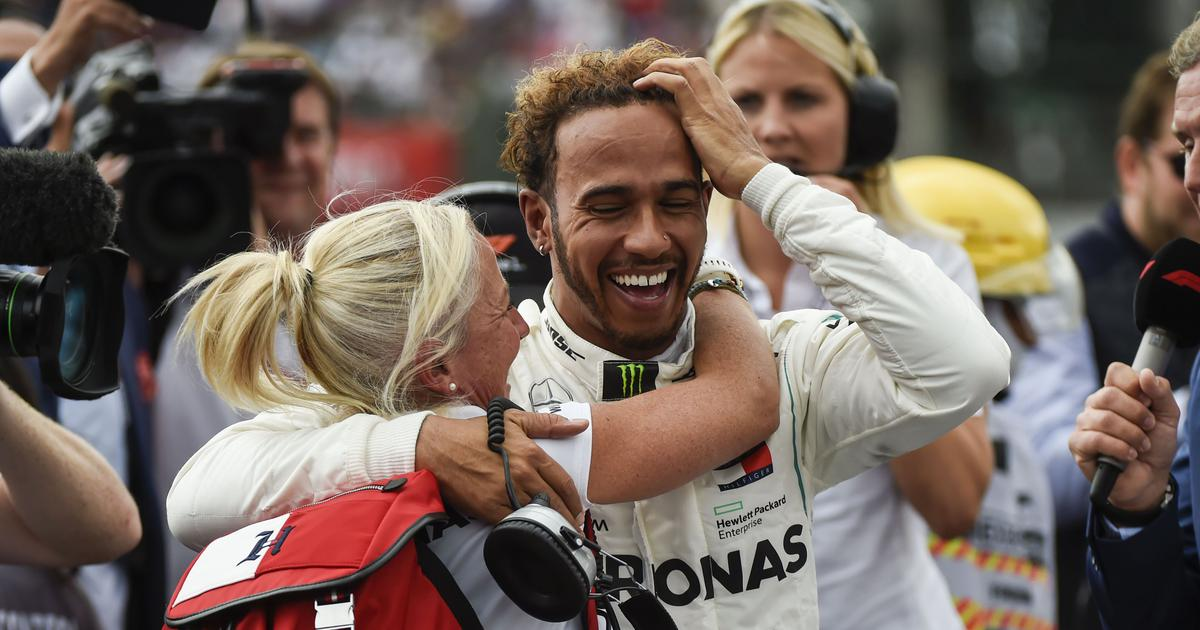 Wild and free: Lewis Hamilton's journey from unprivileged childhood to Formula 1's hall of fame