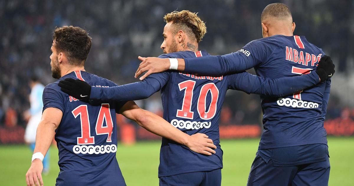 Marseille Psg Match