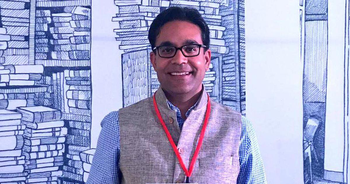 Milan Vaishnav wins the first Rs 15-lakh Kamaladevi Chattopadhyay NIF Book Prize