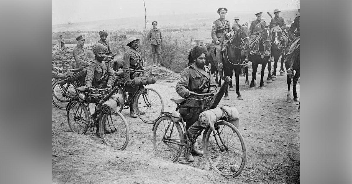 What 'jangnama', the Punjabi tradition of historical poetry, tells us about World War I