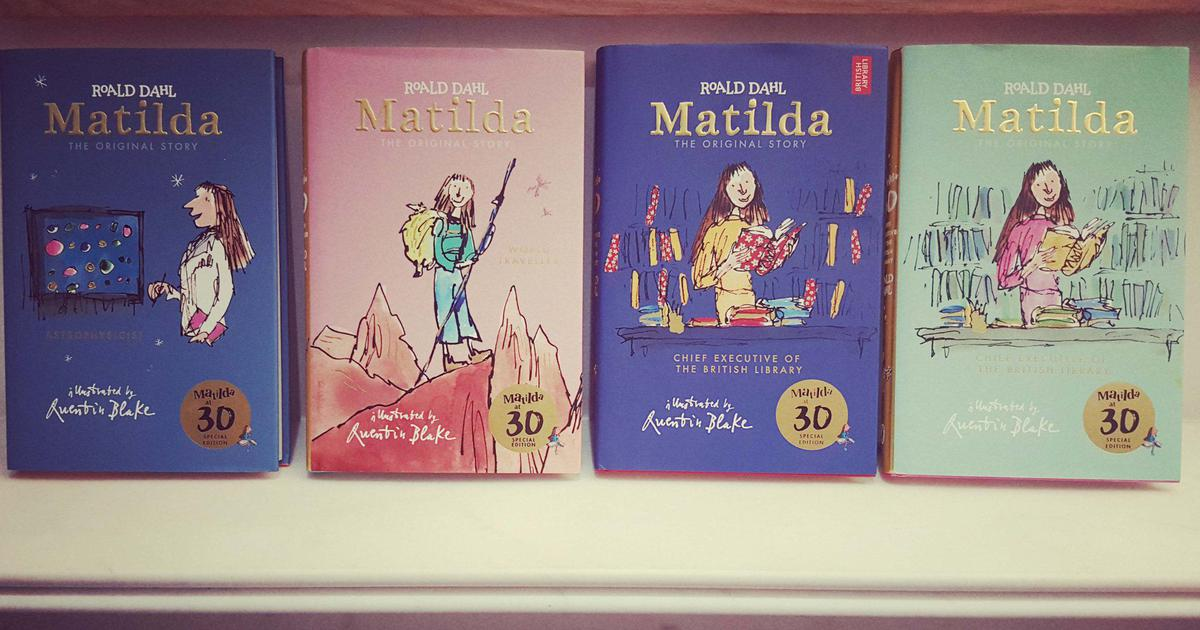 Thirty years after we first met her, Roald Dahl's Matilda remains the book-loving hero we need