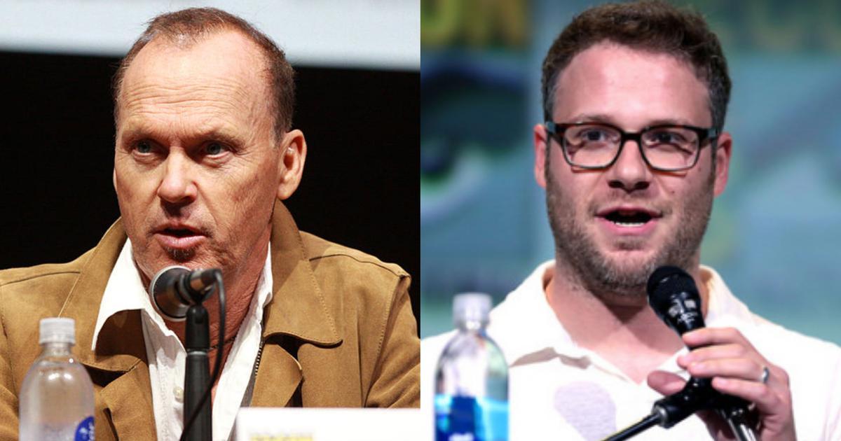 Micheal Keaton to play rogue tech entrepreneur John McAfee in film co-starring Seth Rogen