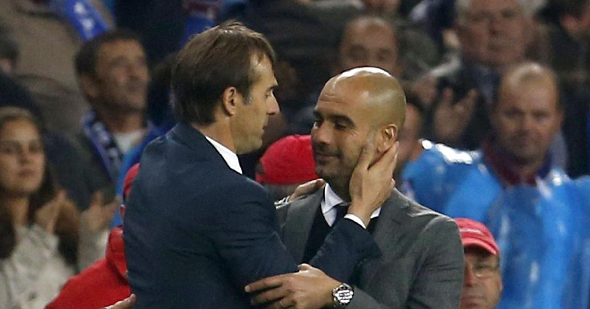 It's football, nobody escapes it: Guardiola says he feels sorry for Lopetegui after sacking