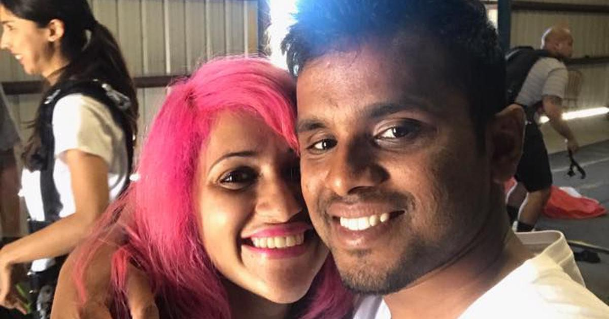 Indian couple who studied engineering died in Yosemite fall