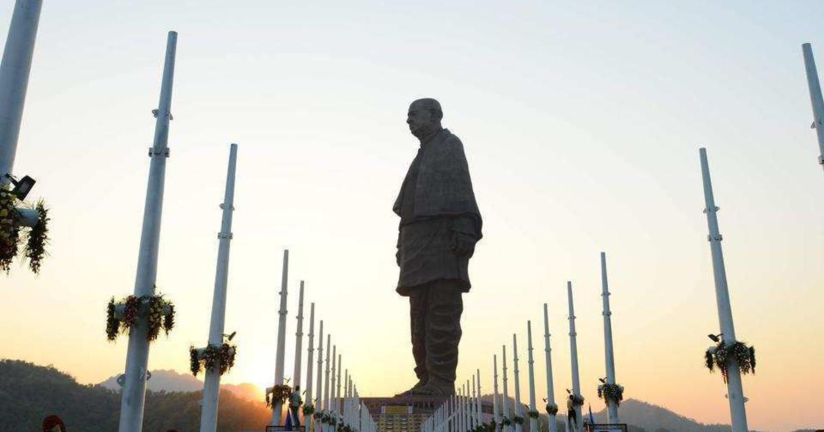 The big news: World's tallest statue unveiled in Narmada district, and nine other top stories