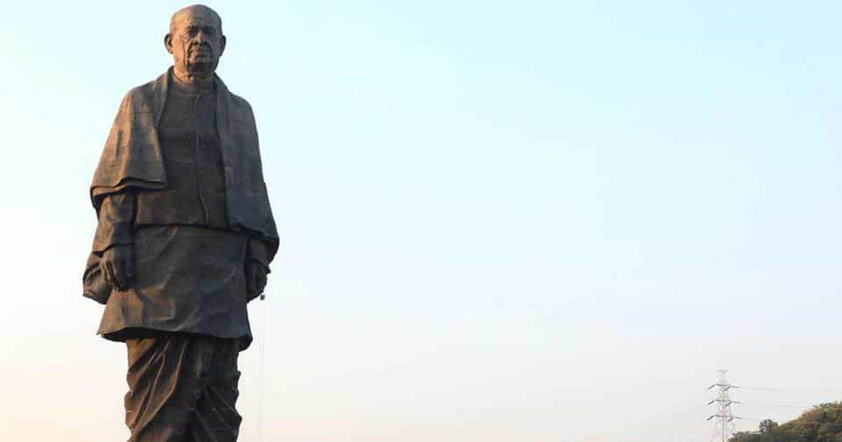 Modi unveils Statue of Unity on Sardar Patel's birth anniversary, calls it a historic day for India
