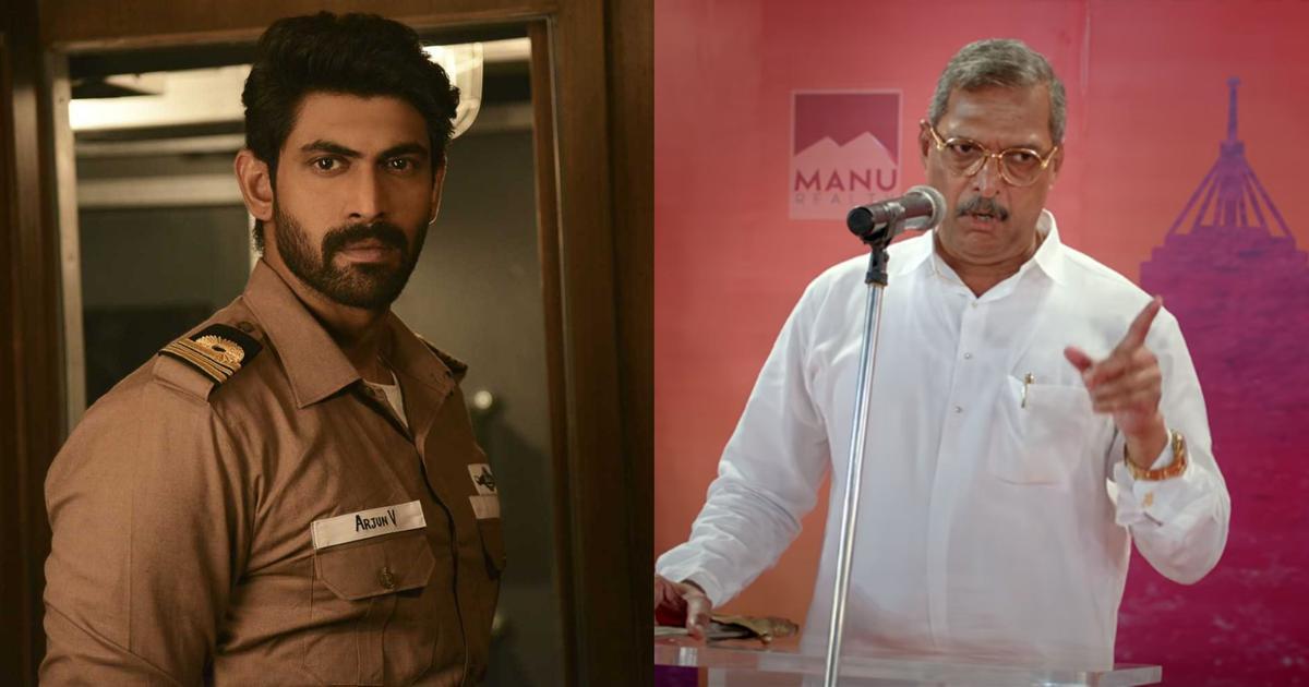 Rana Daggubati replaces Nana Patekar in 'Housefull 4': Report