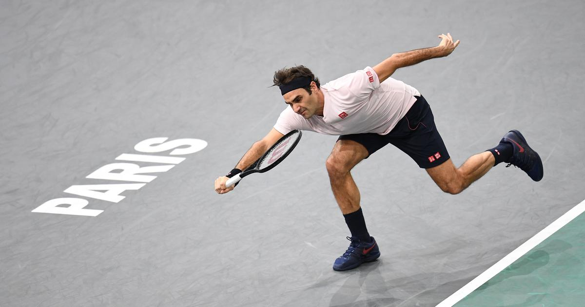 I have to pace myself: Roger Federer withdraws from Paris Masters day after winning Basel
