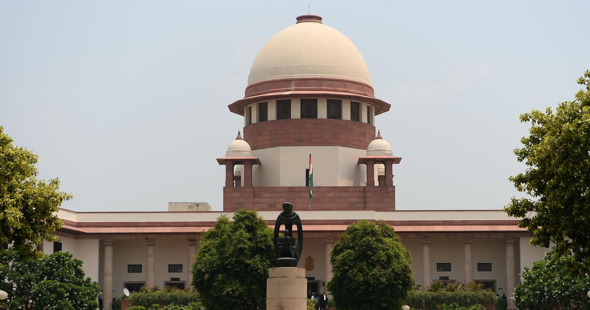 Supreme Court's working strength goes up to 28 after four new judges are sworn in