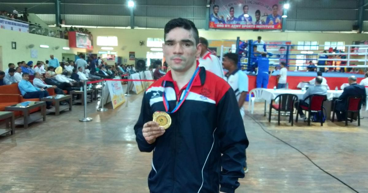 Boxing: Duryodhan Negi maintains India's unbeaten start in World Championships