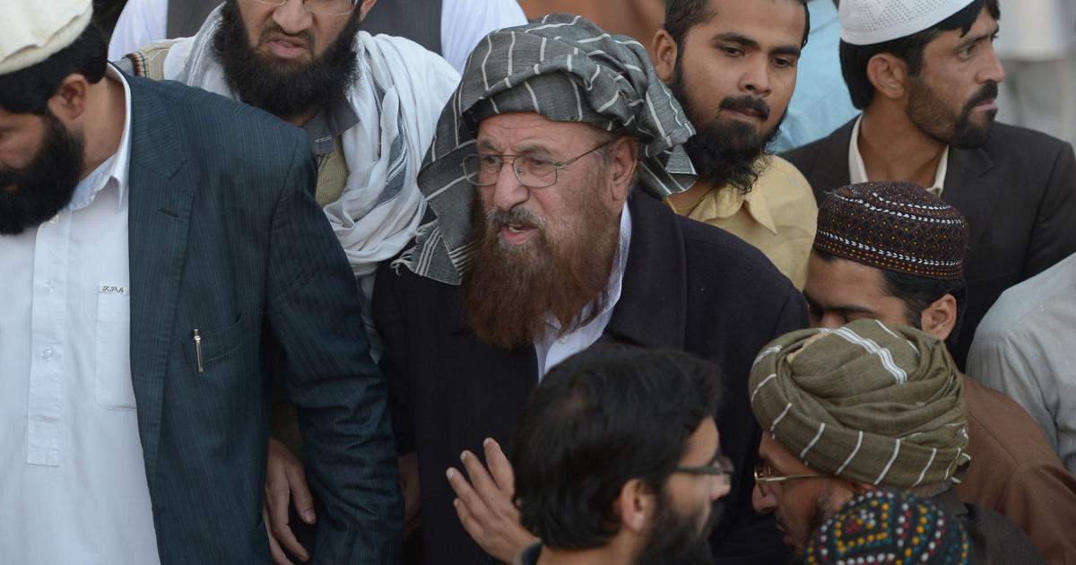 'Father of Taliban' killed in stabbing attack at his Pakistan home