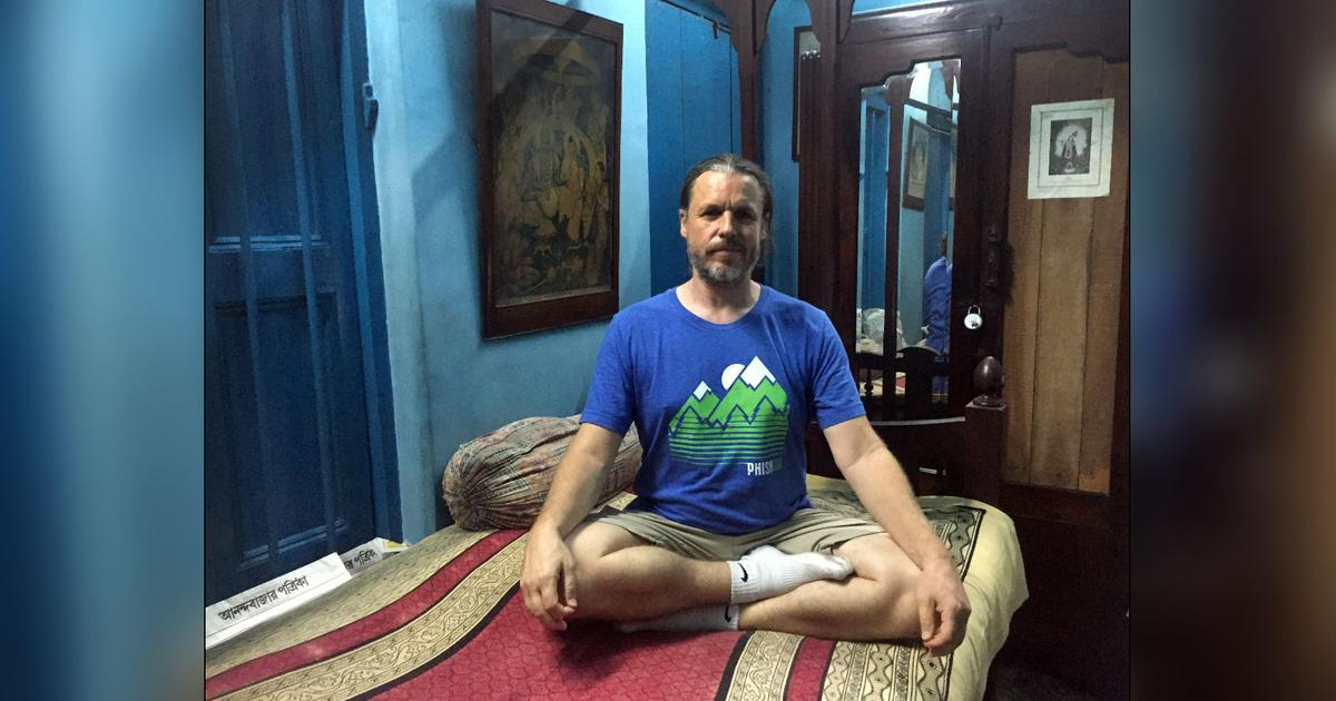 Meet the writer whose book says yoga went global from Calcutta long before BKS Iyengar