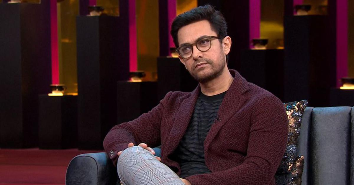 Aamir Khan spills the beans on 'Thugs of Hindostan' and relationship on  'Koffee with Karan'
