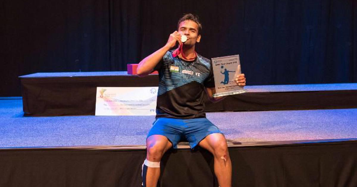 Badminton: How Subhankar Dey overcame India snub and loneliness in Europe to win SaarLorLux Open
