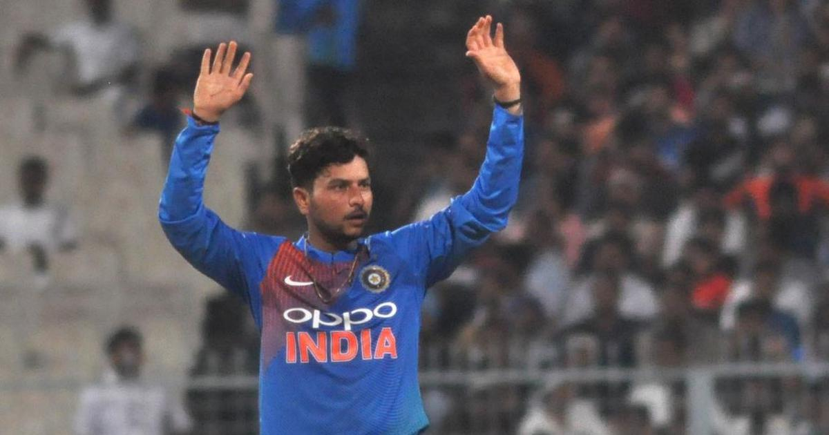ICC T20I rankings: Kuldeep Yadav moves up to career-best second among bowlers behind Rashid Khan