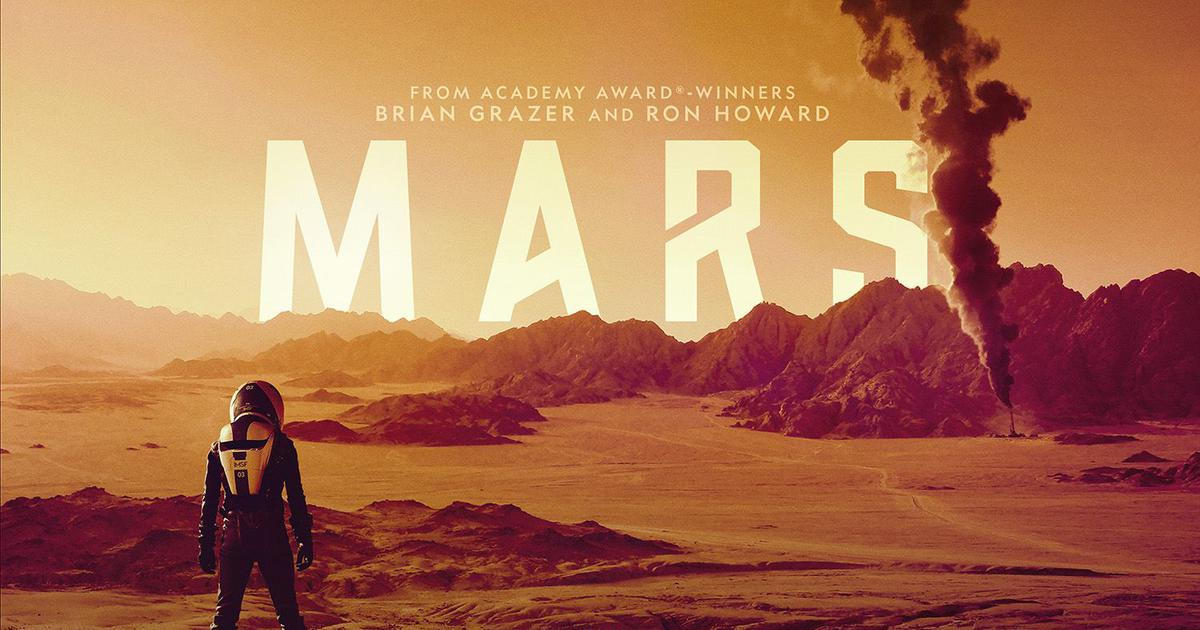National Geographic to delve deeper into life on the red planet with 'Mars' season 2