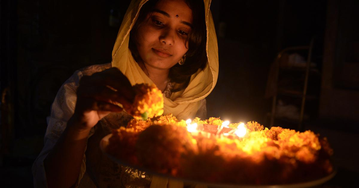 'Ram or crackers had no place in my Diwali': A Marwari Jain laments homogenisation of the festival