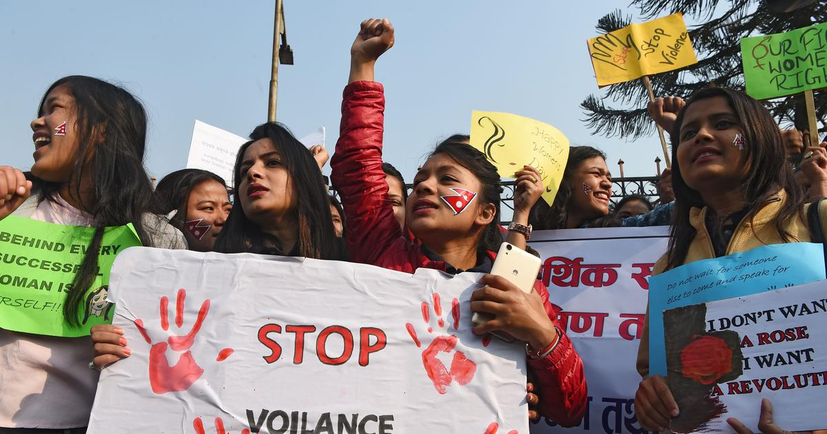 Nepal is having its #MeToo moment as women break the silence around sexual harassment