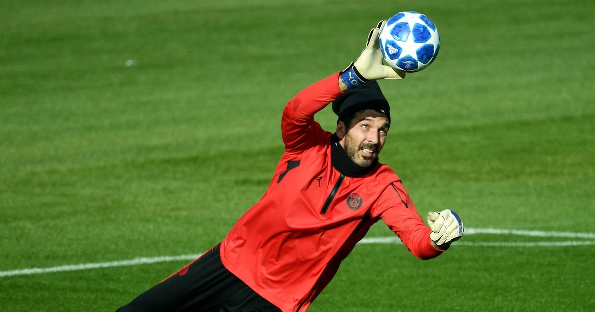 Gianluigi Buffon leaves PSG after just one season, looks for 'new challenges' in Italy