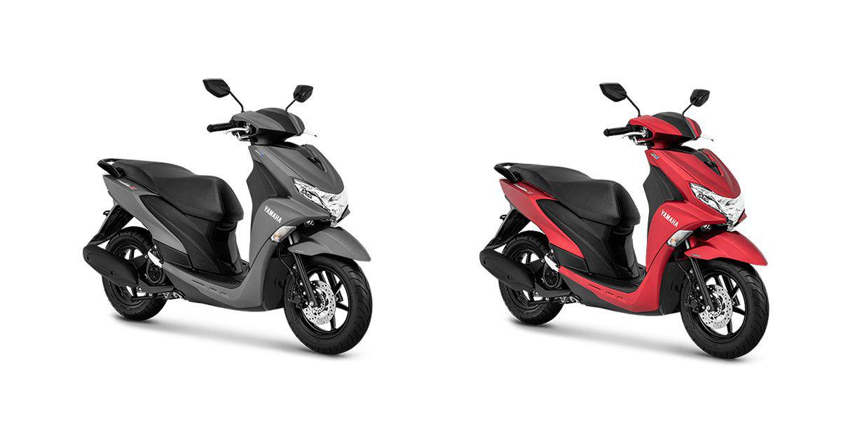 Yamaha Free Go launched in Indonesia, 125cc family scooter with
