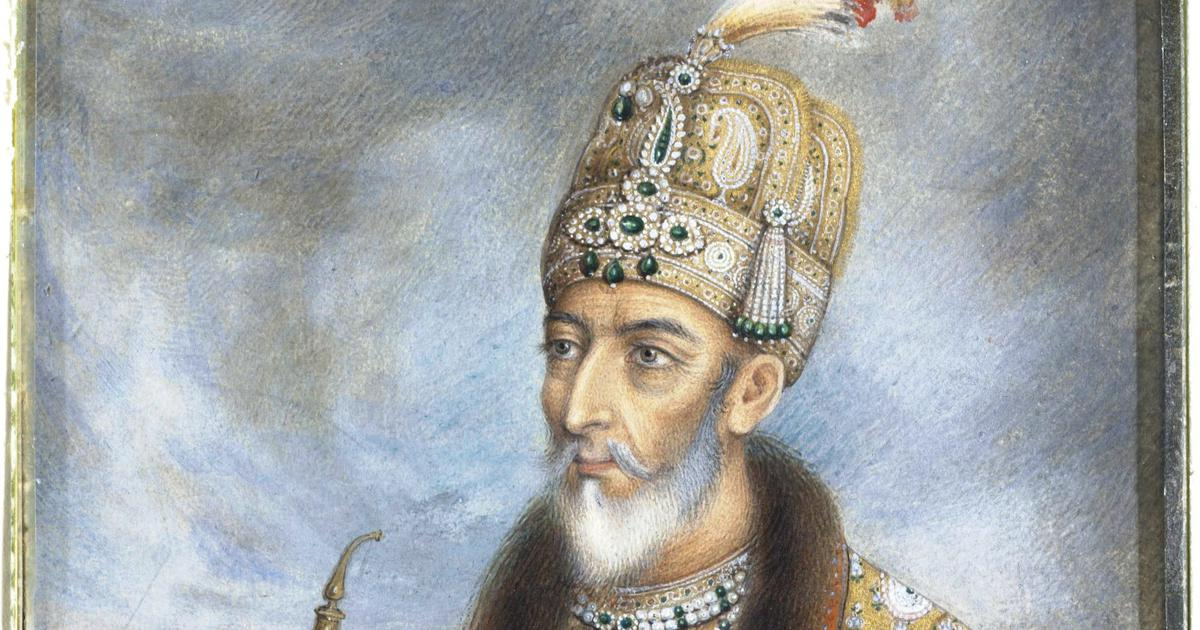 Not just the last Mughal: Three ghazals by Bahadur Shah Zafar, the poet king