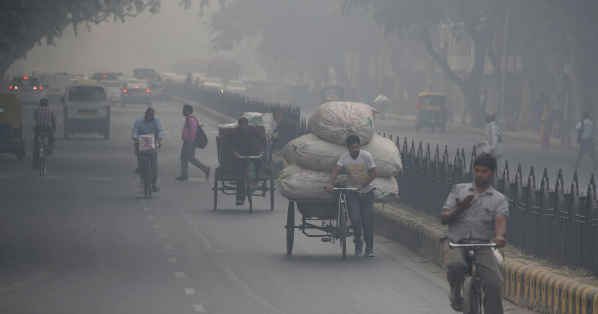 A new study shows how dust storms have contributed to Delhi's worsening air pollution