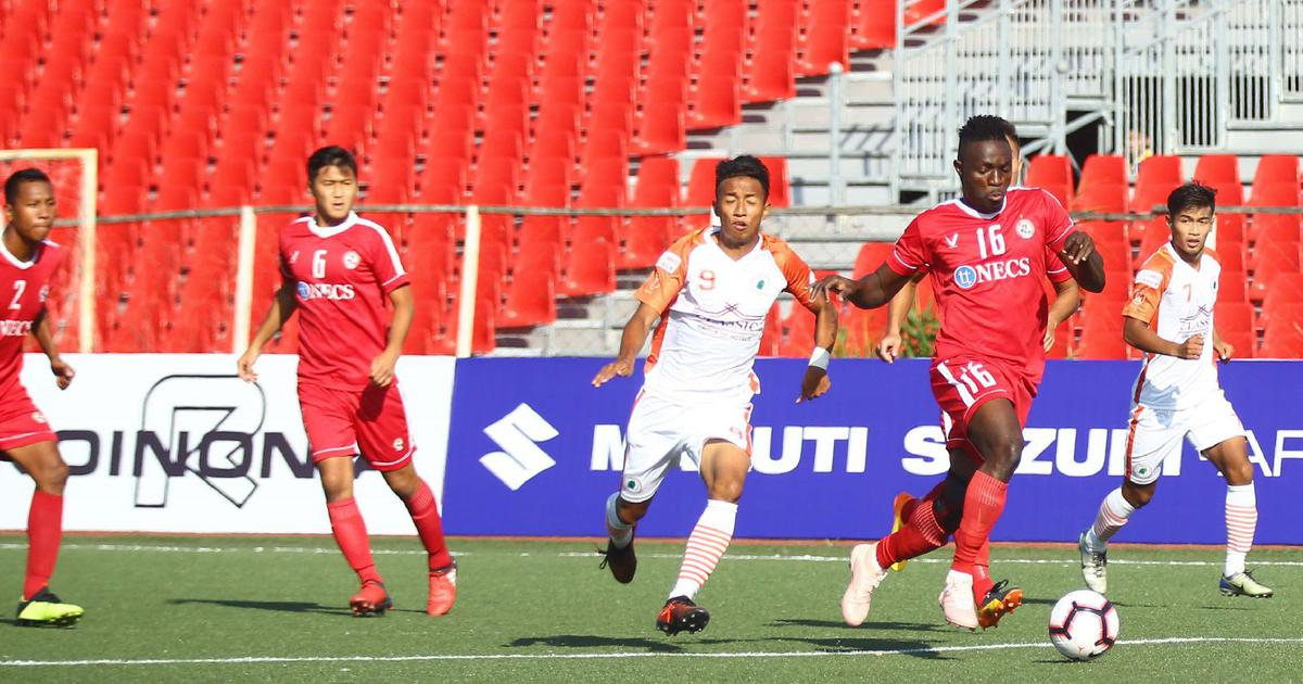 Football: Aizawl and Neroca play out goalless draw in the I-League