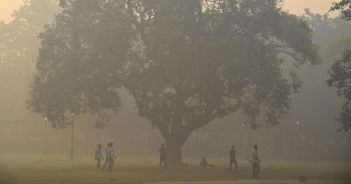 The big news: Thick smog in Delhi the day after Diwali celebrations, and nine other top stories
