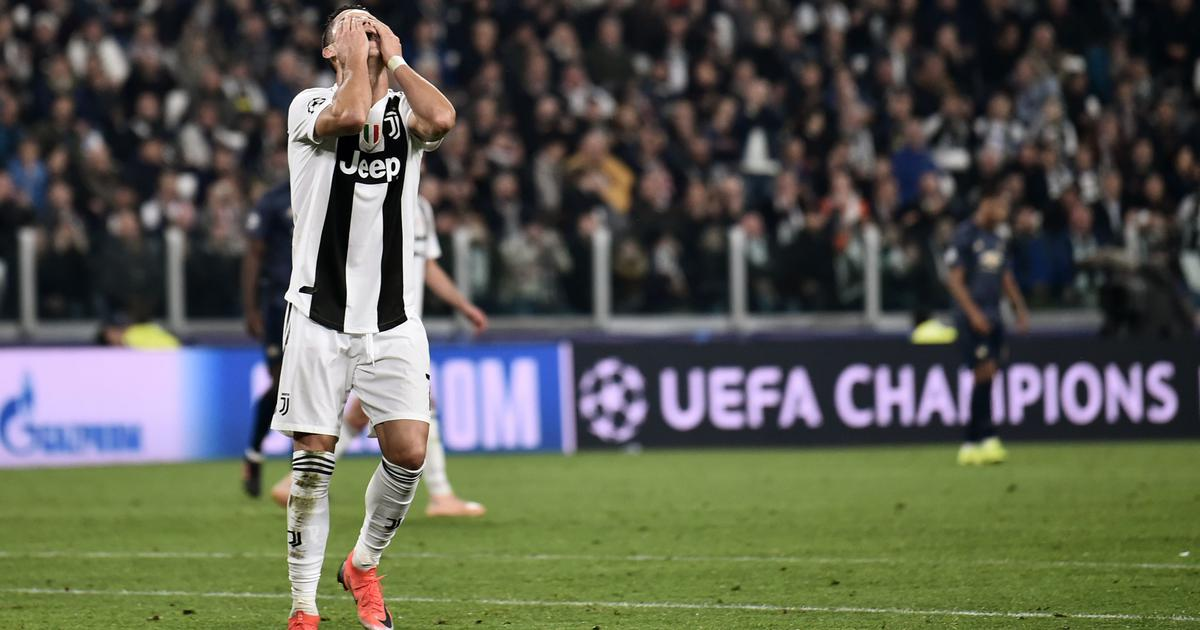 Football: Manchester United were 'gifted' victory by Juventus, says frustrated Cristiano Ronaldo