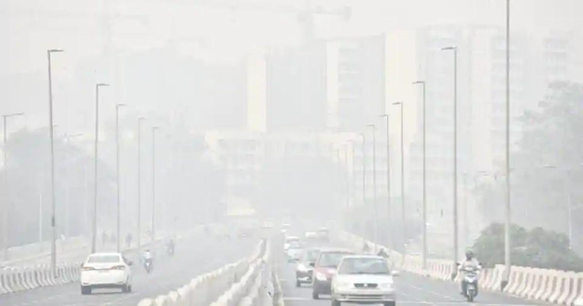 Delhi: Air quality hits worst level this year as people defy time limit for bursting Diwali crackers