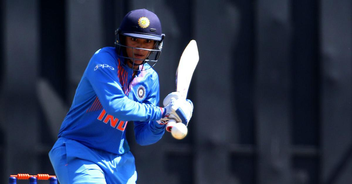 'I had a point to prove to myself': Smriti Mandhana named ICC's Player of the Year