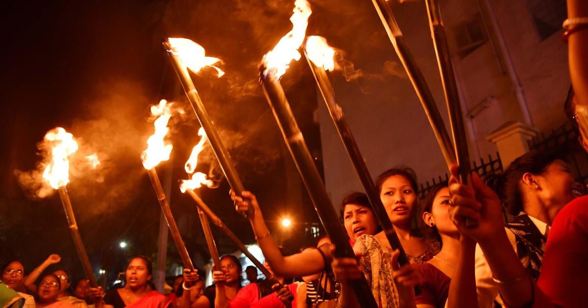 Wielding the bamboo: The media in Assam is marching for the cause of Assamese hyper-nationalism