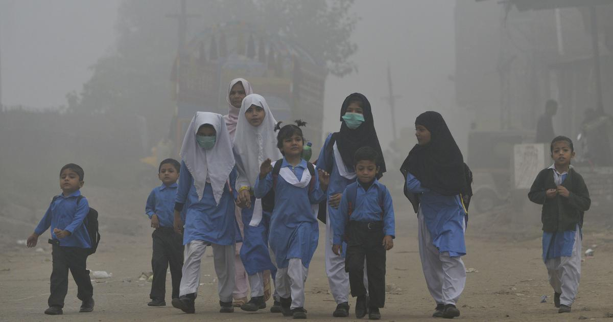 Pollution knows no borders – so India, Pakistan would do well to fight it together
