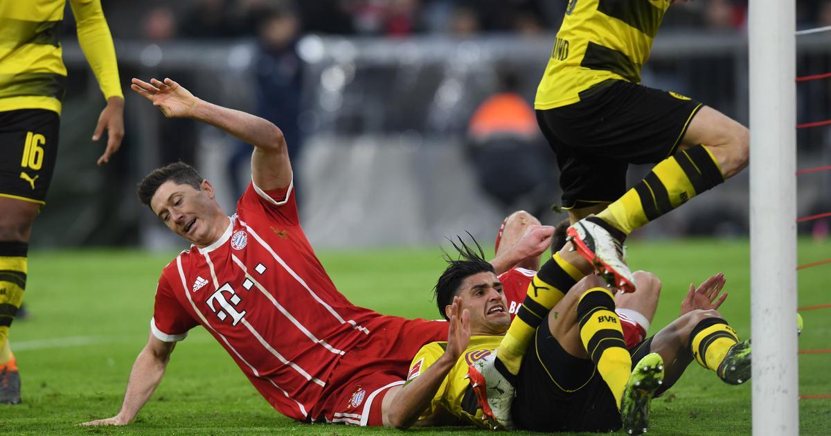 Football: Under-fire Bayern Munich look to topple leaders Dortmund in 'Der Klassiker'