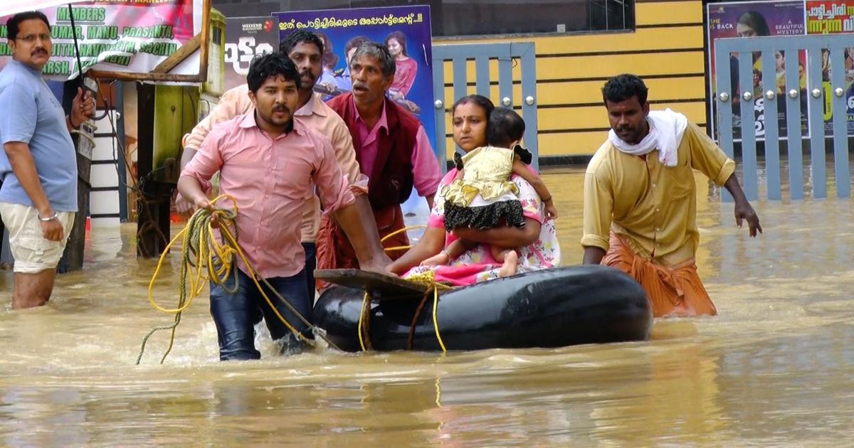 Discovery Channel to air documentary on Kerala floods