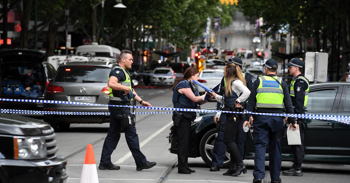 Melbourne: One dead, two injured after man stabs them; attacker shot dead