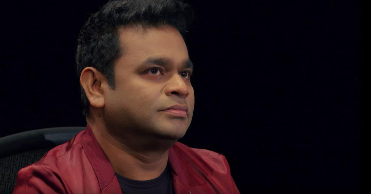 AR Rahman on remixing classic songs: A 'shortcut to creativity' and 'plan B'