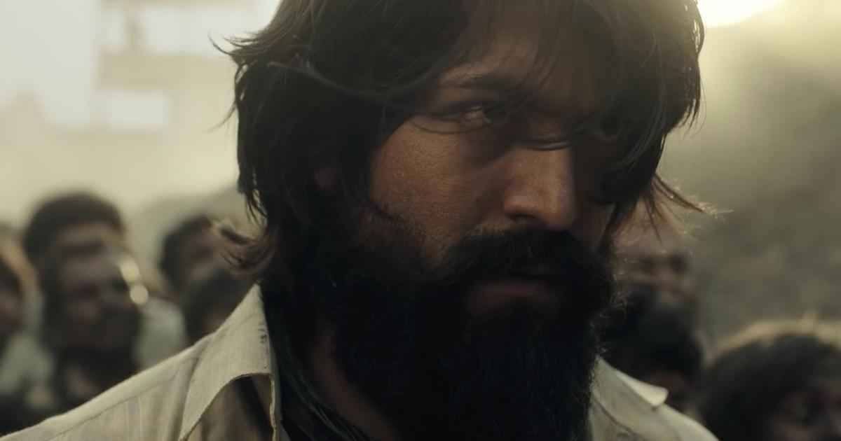 'KGF' trailer: One man, a gold mine and a bloody battle