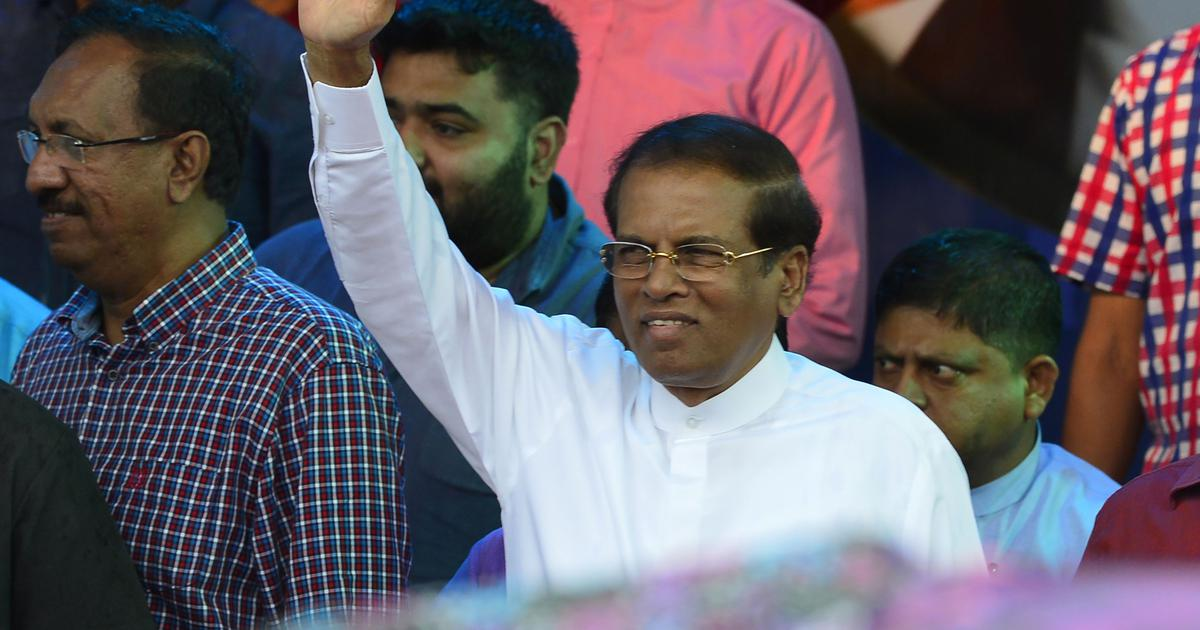 Sri Lanka political crisis: Western countries express concern over dissolution of Parliament
