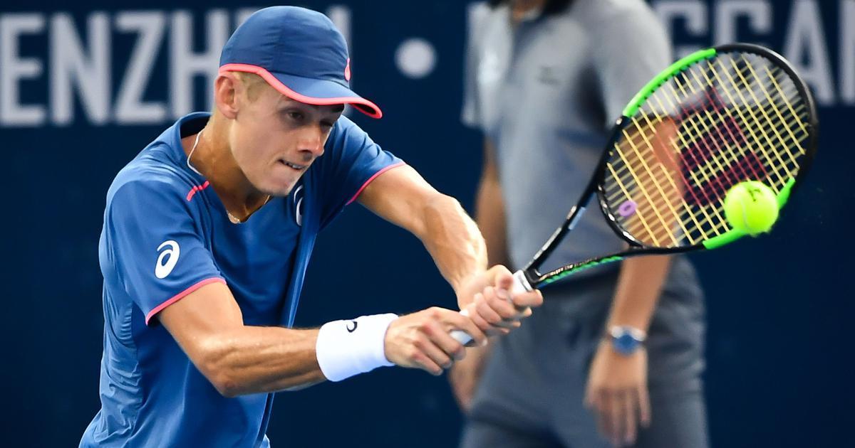 ATP Next Gen Tournament: Courtside coaching helped me, reveals finalist Alex de Minaur