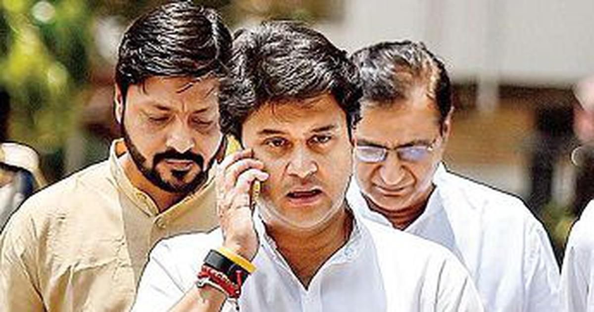 Congress' Jyotiraditya Scindia supports Centre on J&K, says 'it is in country's interest'