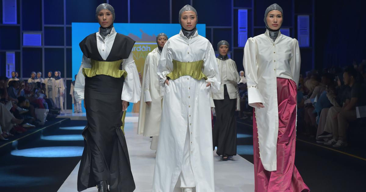Headscarves to streetwear: Contemporary fashion for Muslim women challenges popular stereotypes