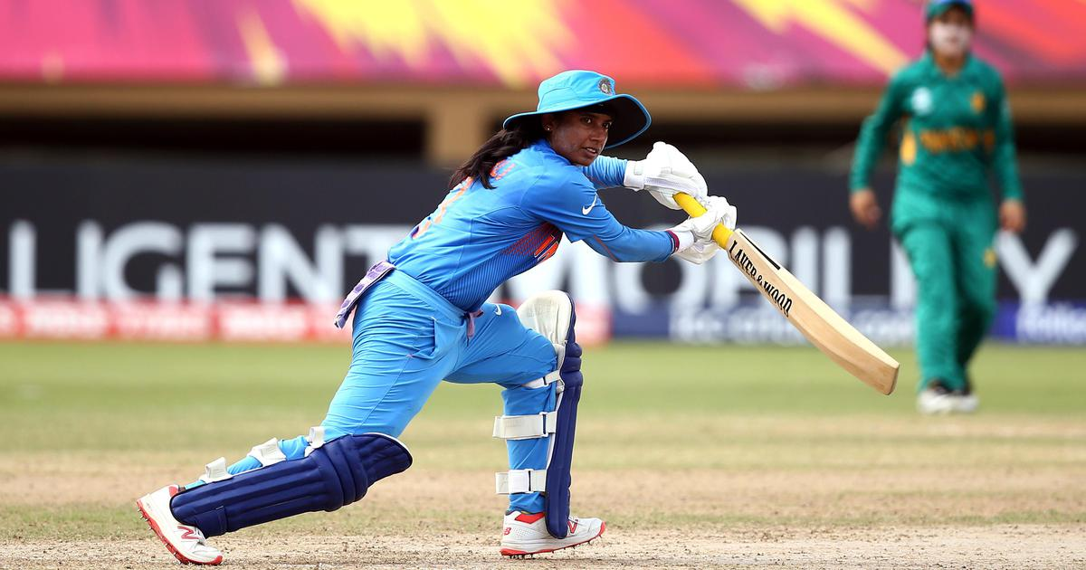 When I saw Mithali Raj being dropped, I said 'welcome to the group': Sourav Ganguly