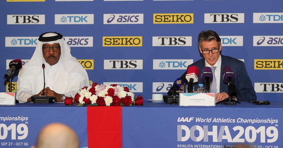 'I fully expect full contingents': Sebastian Coe hopes no country boycotts Qatar World C'ships